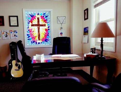 Pastors Desk